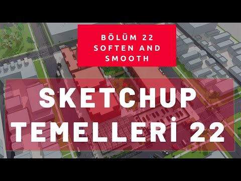 Sketchup Soften And Smooth 22