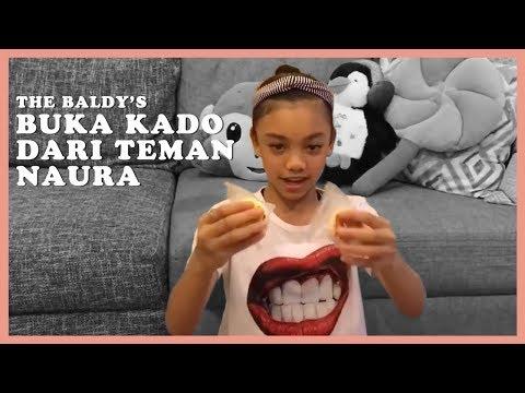 TheBaldys - Buka Kado Dari Teman Naura
