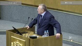 Утренний скандал в Госдуме