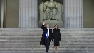 US   Donald Trump pledges to unify the nation ahead of inauguration