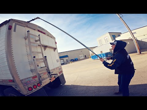 Trucking With The Intern | Fun In The Truck