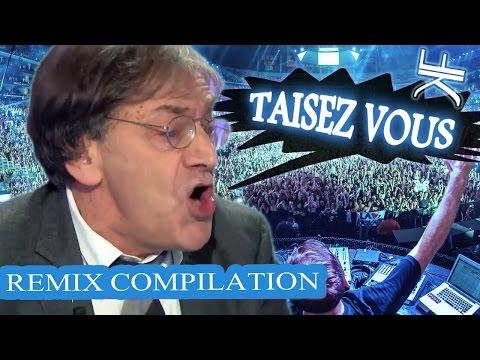 Alain Finkielkraut - TAISEZ VOUS (Remix Compilation)