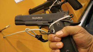 Armscor Rock Island Armory Booth - 25th Defense & Sporting Arms Show May 20, 2017 Davao City