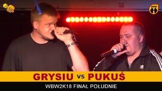 GRYSIU vs PUKUŚ  WBW 2018  Finał Południe (A)
