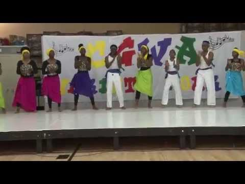 Carter G Woodson Academy Spring Variety Show 2015