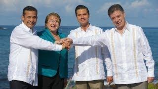 Inauguración de la IX Cumbre de la Alianza del Pacífico