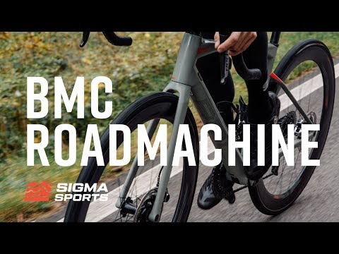 BMC Roadmachine A Closer Look | Sigma Sports