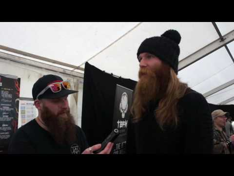 Kadavar Interview Download Festival 2016