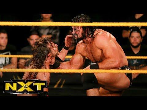 Drew McIntyre vs. Adam Cole - NXT Championship Match: WWE NXT, Jan. 3, 2018