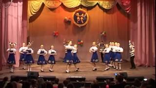 Народный танец (2-й день конкурса)(VII открытый межрегиональный фестиваль-конкурс детских хореографических коллективов