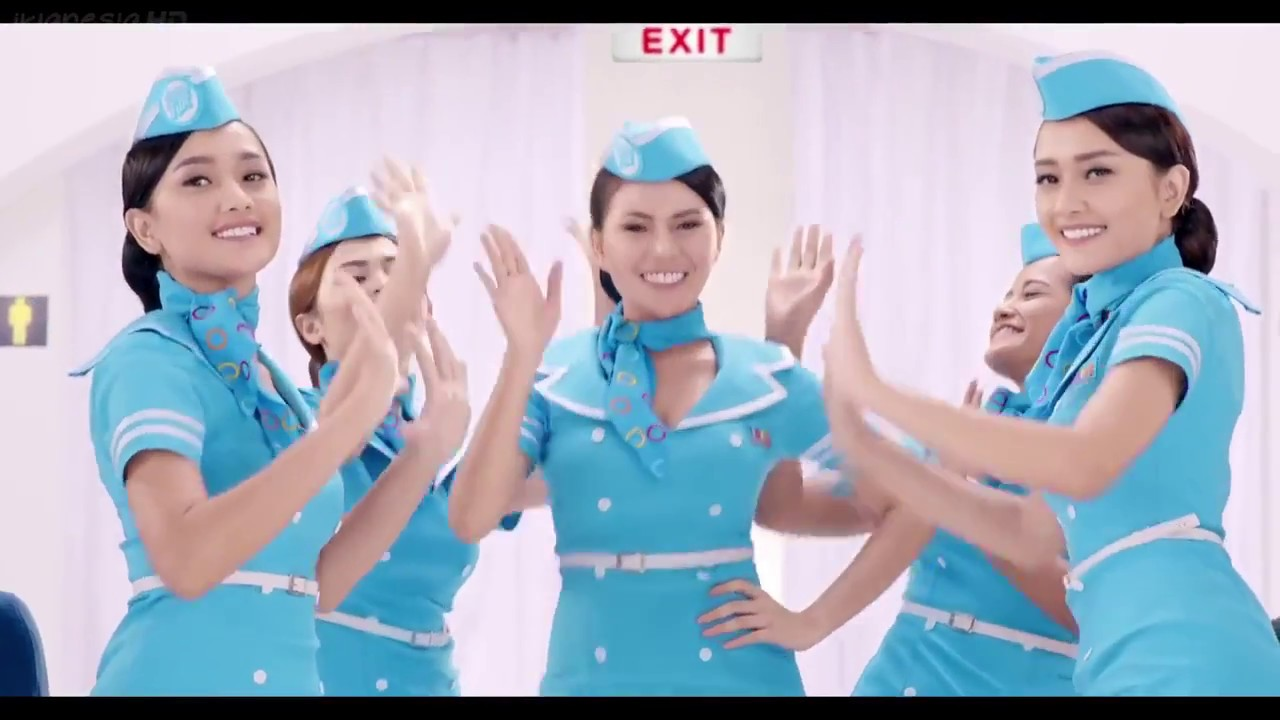 Iklan Kondom Fiesta Safety Airlines