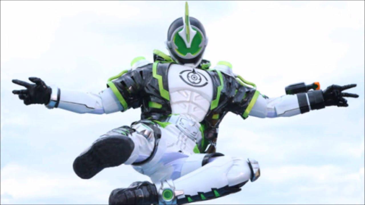 Kamen Rider Necrom: Kamen Rider Necrom Standby And Henshin Sound HD