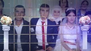 Турецкая Свадьба (Аслан & Альбина) Часть 1  г.Волгоград - Дубовка 09.10.2018
