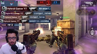 Modern Combat 5 - MOST Powerful Weapon In The Game - LIVE!#172
