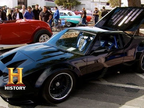 Counting Cars: Taking in Count's Car Show