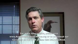 Audubon Of Florida Video Advocate - Sb 1174 And Hb 421