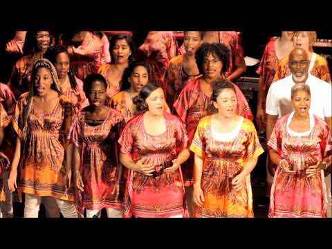 Chorale Union Ile De France Chant Gospel A la rivière pour prier
