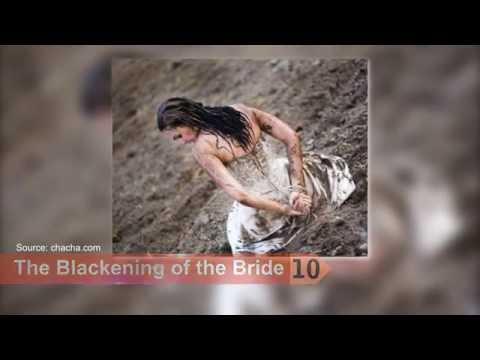 10 Bizarre Marriage Rituals You Won't Believe Actually Exist