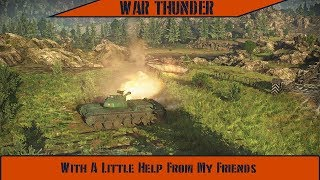 War Thunder - With A Little Help From My Friends