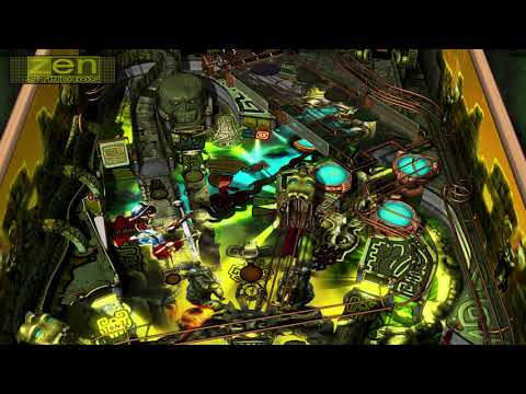Pinball FX3 El Dorado Table - Rising To The Challenge