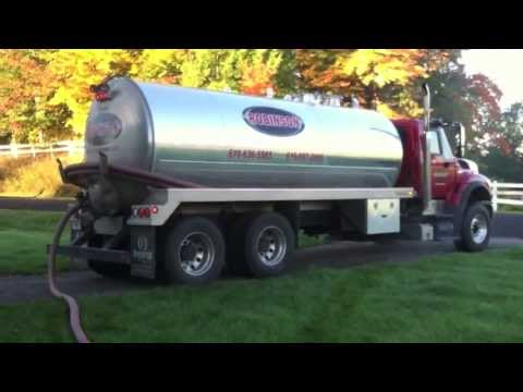 Septic Tank Pumping Service in Marshallville
