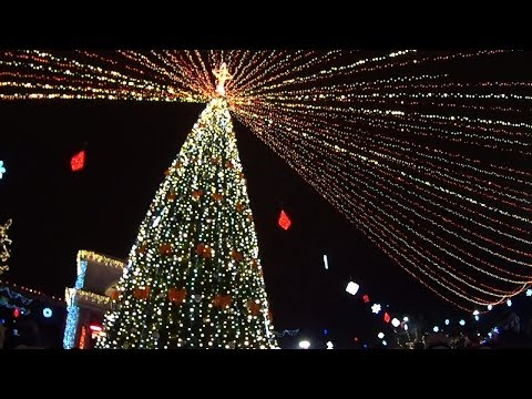Christmas atmosphere - Moldova - Europe's poorest country
