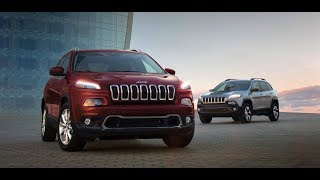 2019 Jeep Cherokee New Generation Review, Release