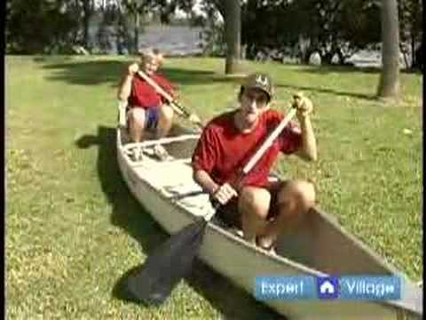Canoeing & Kayaking Lessons for Beginners : Paddling with Two People: Beginning Canoeing & Kayaking