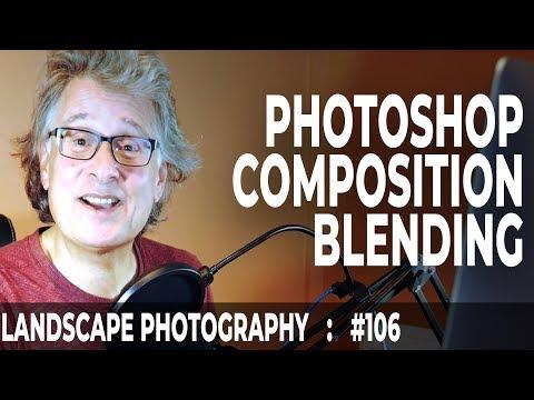 #106: Landscape Photography: Photoshop Smart Objects Composition Blending thumbnail