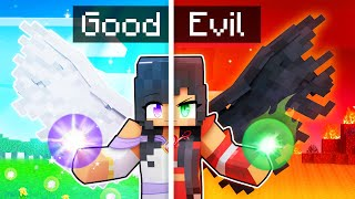 Aphmau is Half GΟOD Half EVIL in Minecraft!