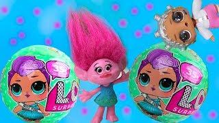 LOL Surprise Куклы ЛОЛ Мультик Игрушки Сюрпризы для детей