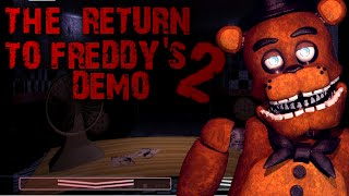 THE RETURN TO FREDDY