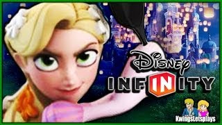 Disney Infinity - Rapunzel Gameplay