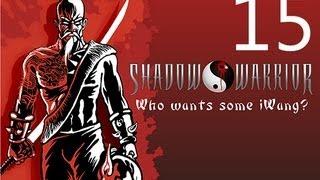 Shadow Warrior Walkthrough Part 15 Let