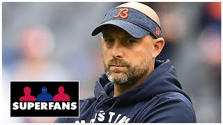 Is Matt Nagy The Problem With The Chicago Bears?