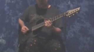 Andy Garrett - Eric Clapton style 01