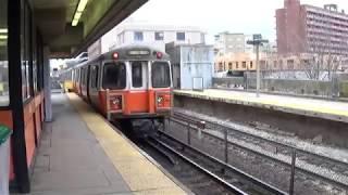 MBTA - Malden Center - Commuter Rail and Subway Station