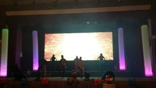 Energetic & Vibrant Indian Dance Performance by Rezpect
