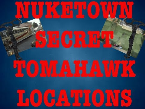 NUKETOWN 2025 BEST TOMAHAWK LOCATIONS I SEARCH & DOM I BLACK OPS 2