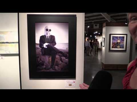 Sooke Fine Art Show - Ceremony Awards - Epic video - 2014