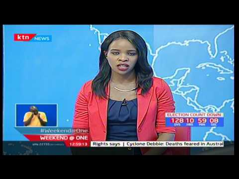 Former TV personality and presenter Janet Kanini Ikua has died