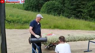 как сделать трубу для бани своими руками