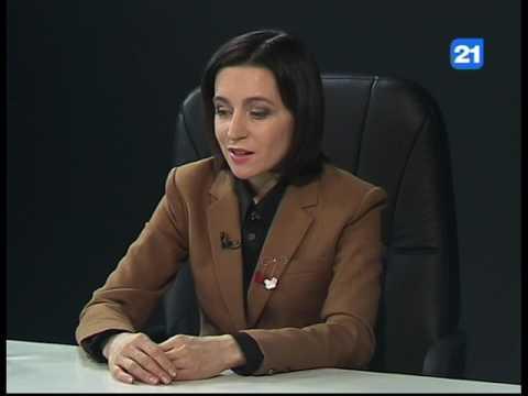 Mihai Ghimpu e un politician expirat, declară Maia Sandu