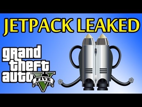 GTA 5 Jetpack - LEAKED Jetpack Files In Patch 1.12 ! Coming as DLC in GTA Online! (GTA V Jetpack)