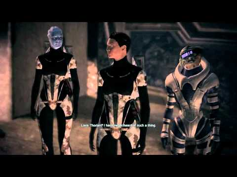 Let's Play Mass Effect- Part 019- Singularity!