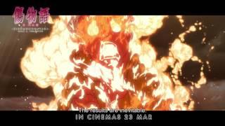 KIZUMONOGATARI Part 3: REIKETSU - Official Trailer (In Cinemas 23 March 2017)