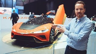 SNEAK PEEK: Geneva Motor Show 2019 | Top Gear