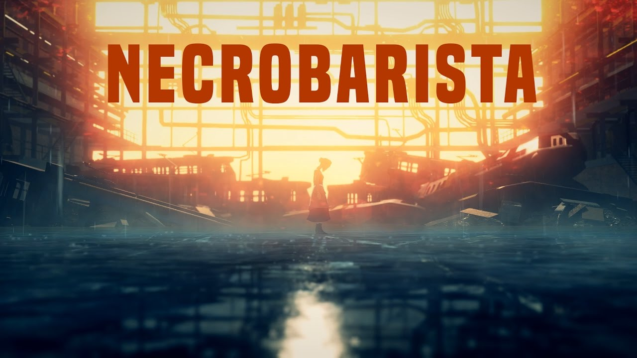 Image result for Necrobarista