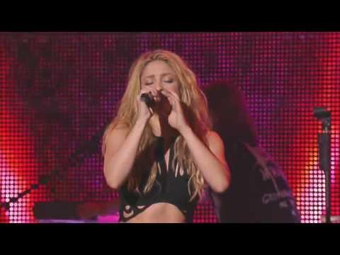 Shakira - Did it again live Jimmy Kimmel