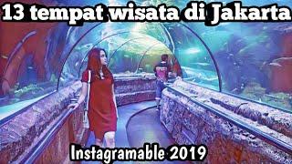 13 tempat wisata di Jakarta Instagramable terbaru 2019